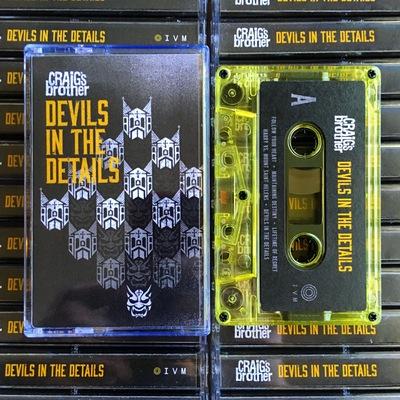 Craig's Brother – Devils In The Details Cassette